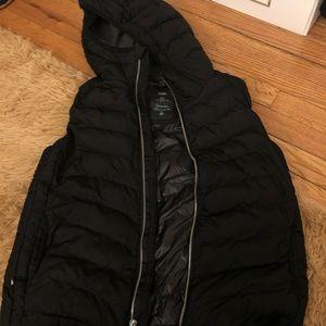 Gap down winter vest